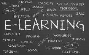 e-Learning focus keyword  e-learning tecnologia contenuti consulenza elearning word cloud l 300x185